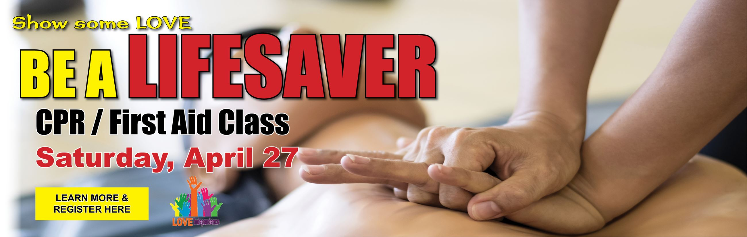 City of Indy CPR Class Web Banner 04.27.2019