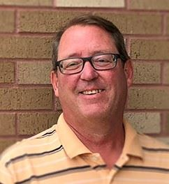 David Schwenker, City Clerk-Treasurer color